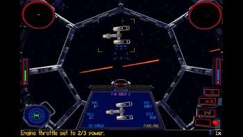 Screenshot5 - STAR WARS™: TIE Fighter Special Edition