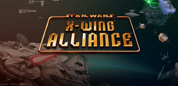 STAR WARS™ - X-Wing Alliance™ - Cover / Packshot