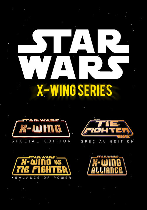 STAR WARS™ X-Wing Series - Cover / Packshot
