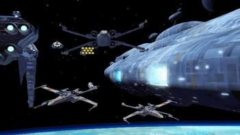 Screenshot1 - STAR WARS™ X-Wing Series