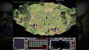 Screenshot1 - STAR WARS™ Galactic Battlegrounds Saga