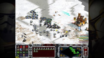 Screenshot3 - STAR WARS™ Galactic Battlegrounds Saga