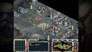 Screenshot5 - STAR WARS™ Galactic Battlegrounds Saga