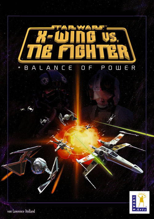 STAR WARS™ X-Wing vs TIE Fighter - Balance of Power Campaigns™ - Cover / Packshot
