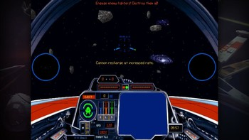 Screenshot1 - STAR WARS™ X-Wing vs TIE Fighter - Balance of Power Campaigns™
