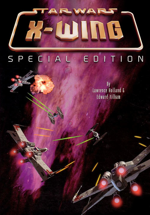 STAR WARS™ - X-Wing Special Edition - Cover / Packshot