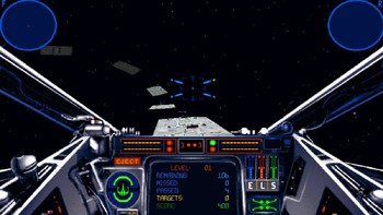 Screenshot2 - STAR WARS™ - X-Wing Special Edition