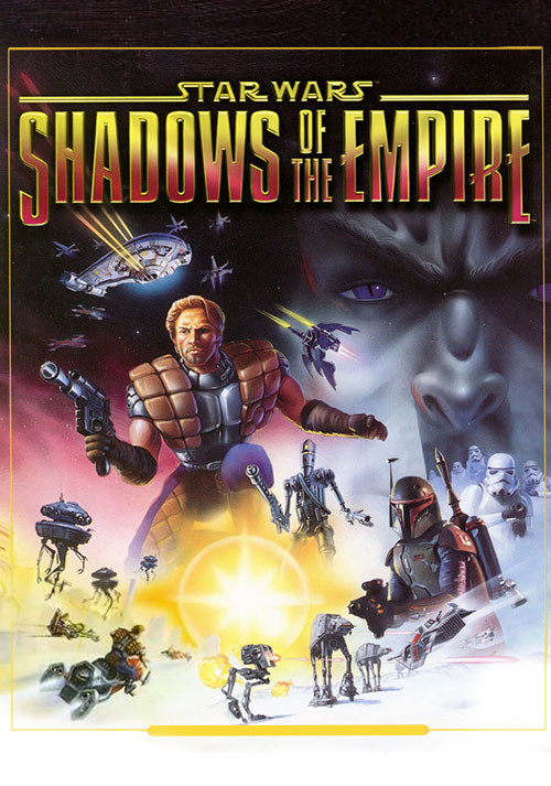 STAR WARS™ SHADOWS OF THE EMPIRE™ - Cover