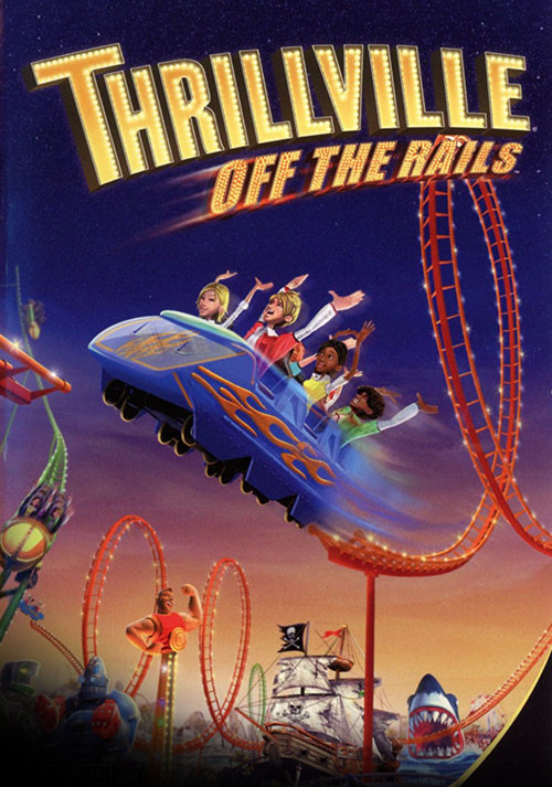 Thrillville®: Off the Rails™ - Cover / Packshot