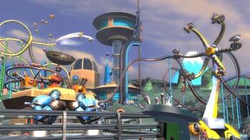 Screenshot6 - Thrillville®: Off the Rails™