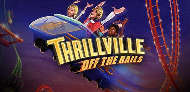 Thrillville®: Off the Rails™ - Cover / Packshot