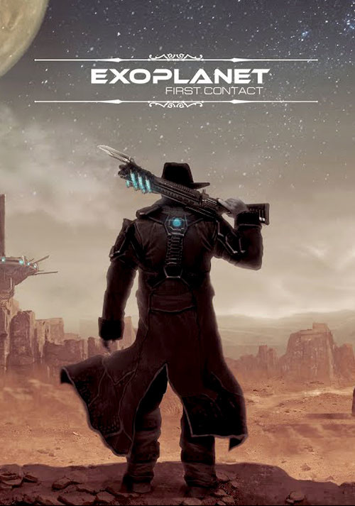 Exoplanet: First Contact - Cover / Packshot