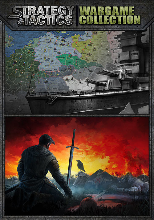 Strategy & Tactics: Wargame Collection - Cover
