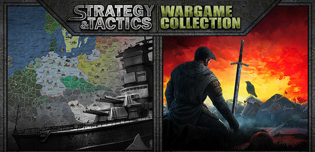 Strategy & Tactics: Wargame Collection - Cover / Packshot