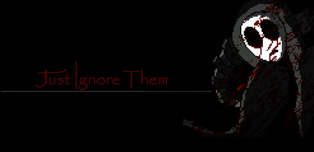 Just Ignore Them - Cover / Packshot