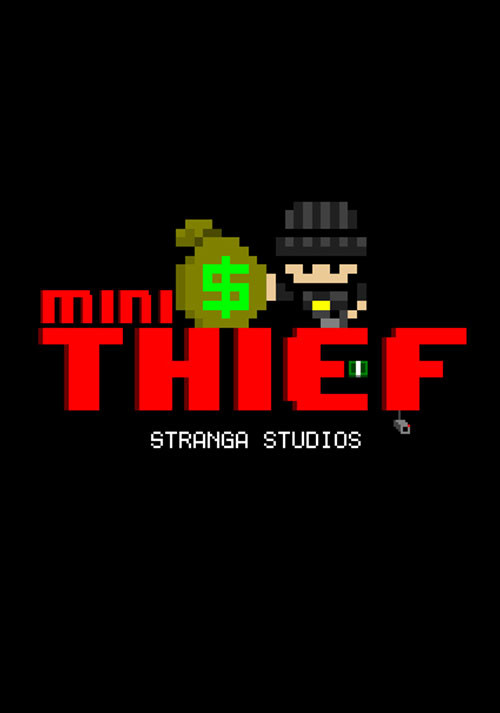 Mini Thief - Cover / Packshot