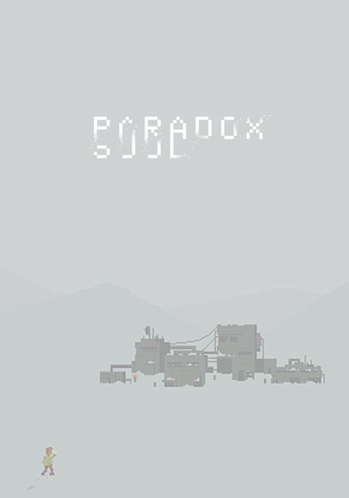 Paradox Soul - Cover / Packshot