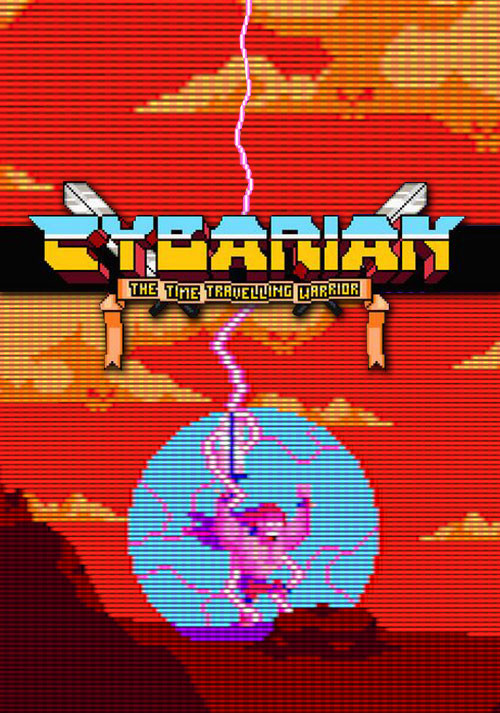 Cybarian: The Time Travelling Warrior - Cover / Packshot
