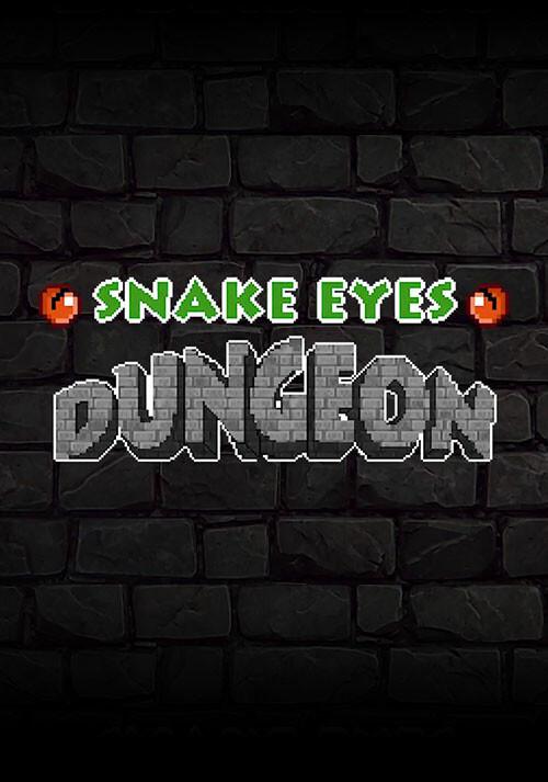 Snake Eyes Dungeon - Cover / Packshot