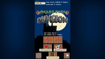 Screenshot1 - Snake Eyes Dungeon
