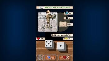 Screenshot3 - Snake Eyes Dungeon