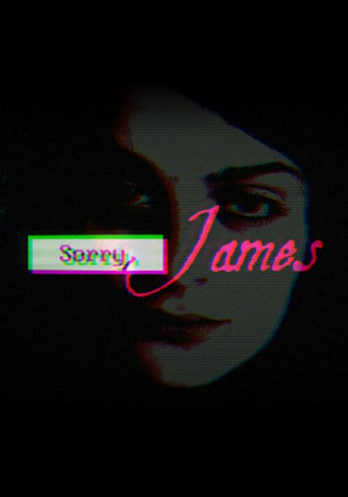 Sorry, James - Cover / Packshot