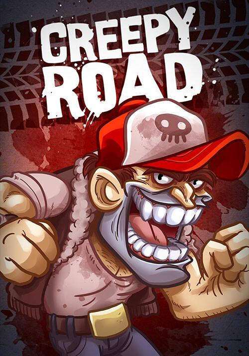 Creepy Road - Cover / Packshot