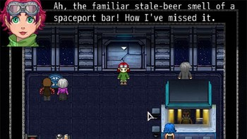 Screenshot1 - Space Pilgrim Episode I: Alpha Centauri
