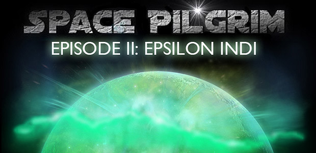 Space Pilgrim Episode II: Epsilon Indi - Cover / Packshot