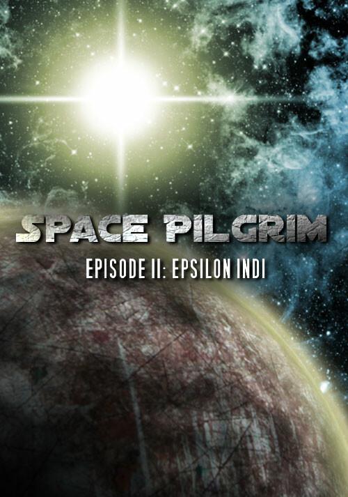 Space Pilgrim Episode II: Epsilon Indi - Cover / Packshot