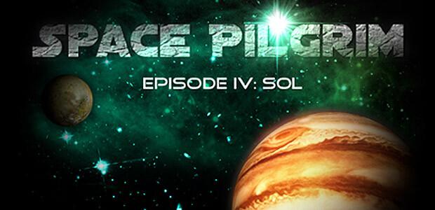 Space Pilgrim Episode IV: Sol - Cover / Packshot
