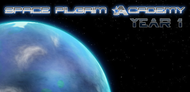 Space Pilgrim Academy: Year 1 - Cover / Packshot