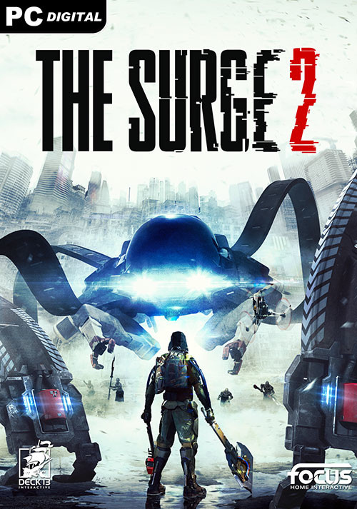 The Surge 2 - Cover