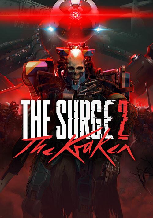 The Surge 2 - The Kraken Expansion - Cover / Packshot