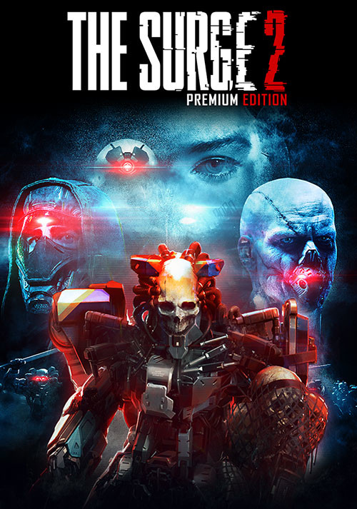 The Surge 2 - Premium Edition - Cover / Packshot