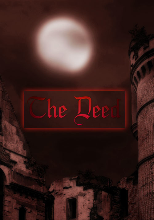 The Deed - Cover / Packshot