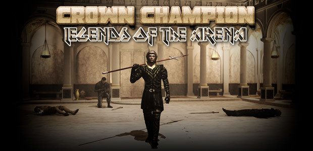 Crown Champion: Legends of the Arena - Cover / Packshot