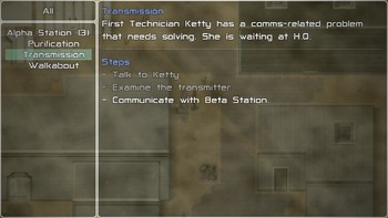 Screenshot2 - Sentience: The Android's Tale