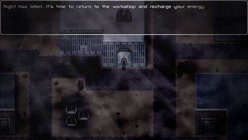 Screenshot3 - Sentience: The Android's Tale