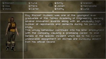 Screenshot6 - Sentience: The Android's Tale