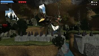 Screenshot1 - Caveman World: Mountains of Unga Boonga