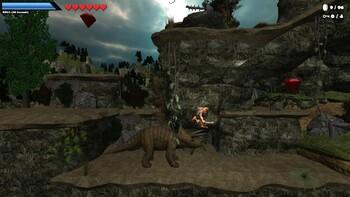 Screenshot4 - Caveman World: Mountains of Unga Boonga