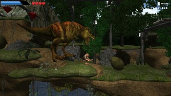 Screenshot5 - Caveman World: Mountains of Unga Boonga
