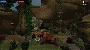 Screenshot6 - Caveman World: Mountains of Unga Boonga