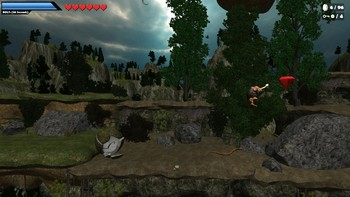 Screenshot7 - Caveman World: Mountains of Unga Boonga