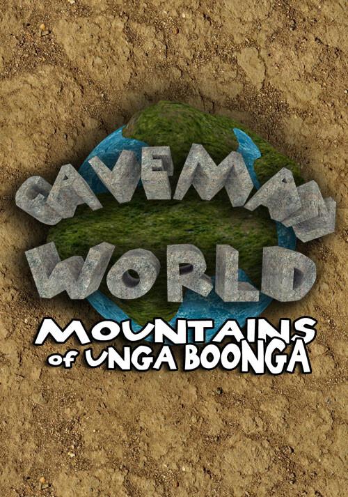 Caveman World: Mountains of Unga Boonga - Cover / Packshot