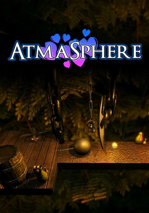 AtmaSphere - Cover / Packshot