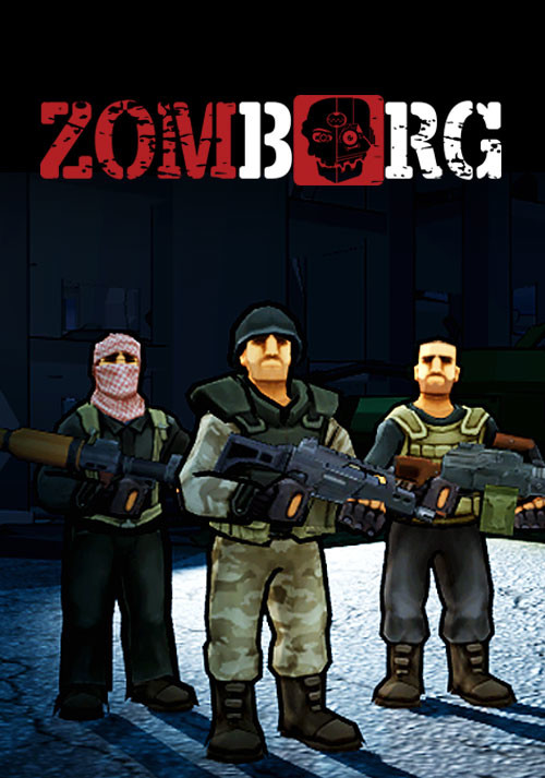 Zomborg - Cover / Packshot