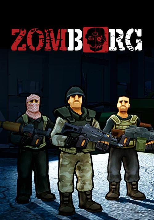 Zomborg - Cover / Packshot