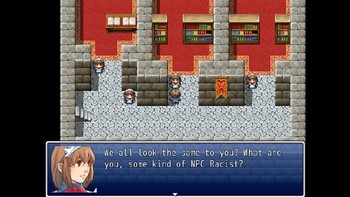 Screenshot1 - Cubicle Quest